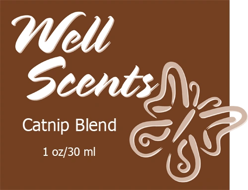 Well Scents Catnip Blend