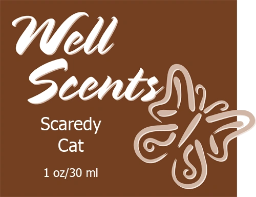 Well Scents Scaredy Cat