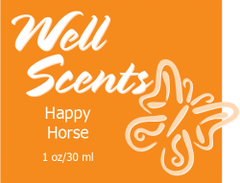 Well Scents Happy Horse