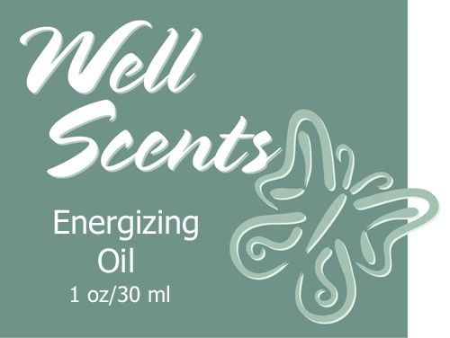 Well Scents Energizing Oil