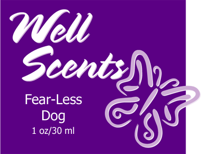 Well Scents Fearless Dog