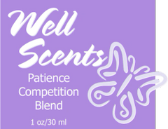 Well Scents Patience Competition Blend
