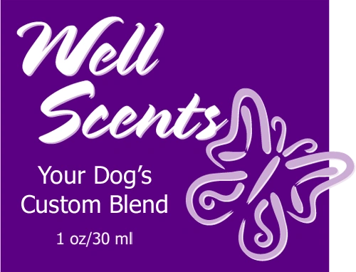 Well Scents Custom Dog Blend