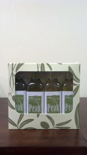 GIFT PACK 60 ML BOTTLES- OLIVE OIL