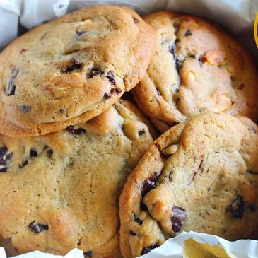 chocolate chip cookies in lagos
