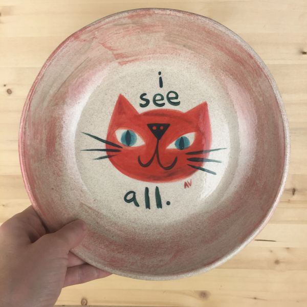 I see all bowl