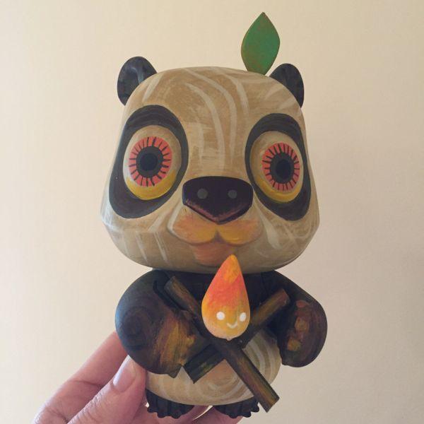 Custom Coarse Panda
