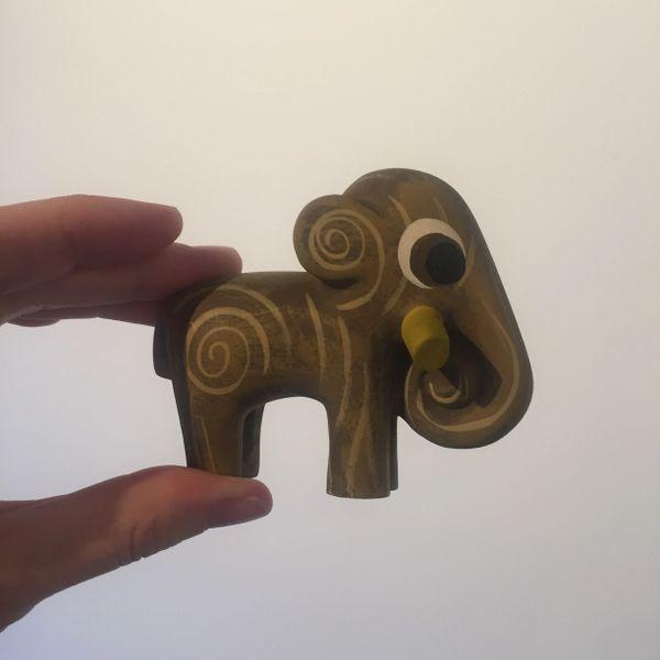 Woody Mammoth