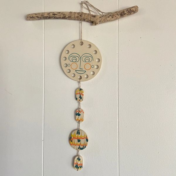 ceramic wall hanging B