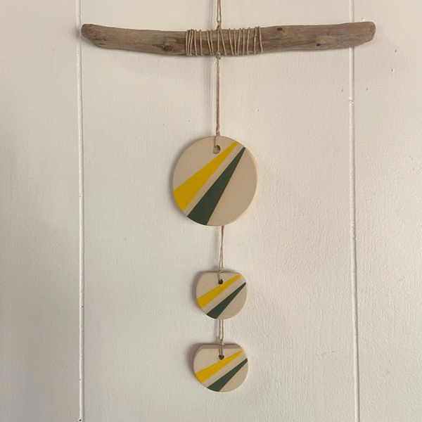 ceramic wall hanging F