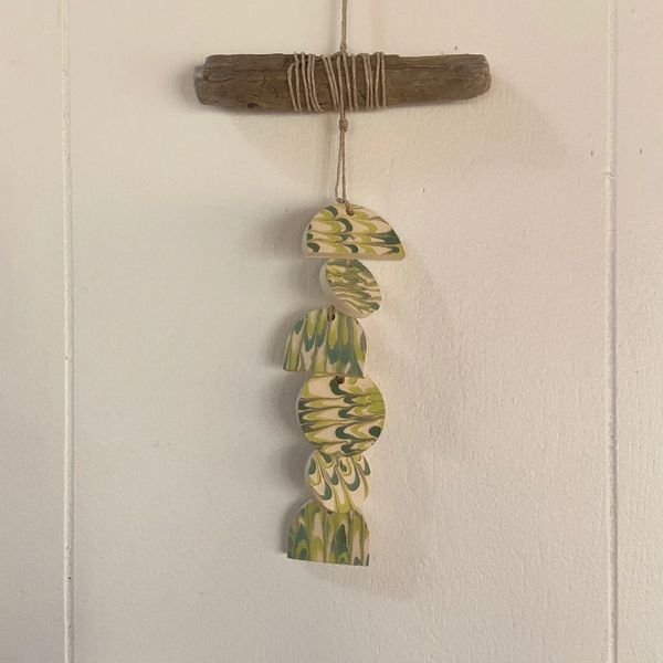 ceramic wall hanging H