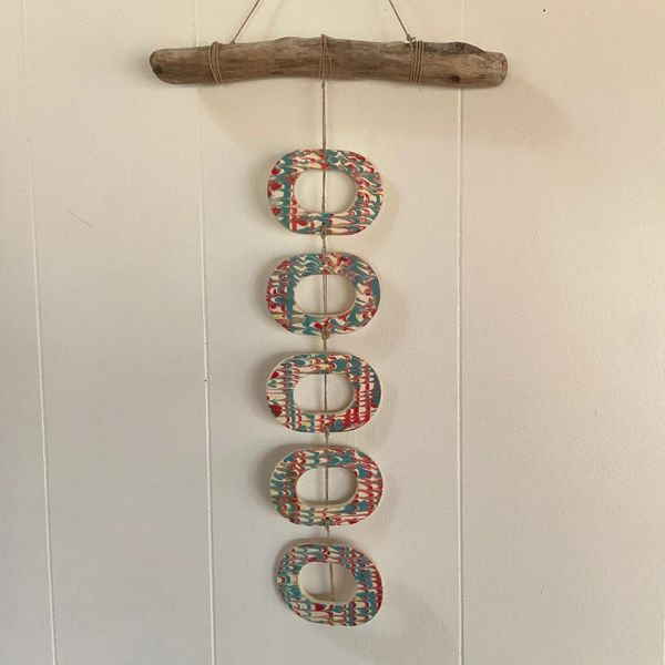 ceramic wall hanging K