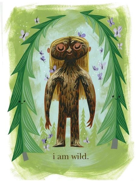I Am Wild poster