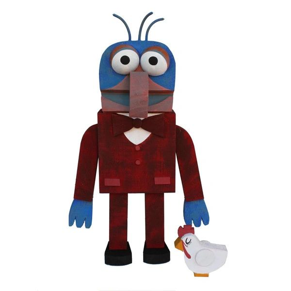 Gonzo wood idol