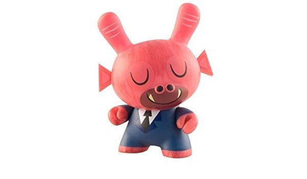 devil businessman dunny