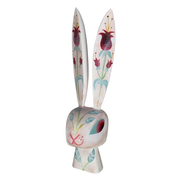 Hare's head