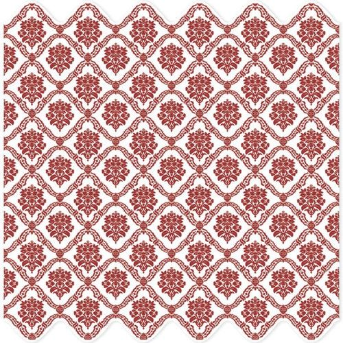 Creative Imaginations Hollyberry Flocked Die Cut (Hollyberry Collection)