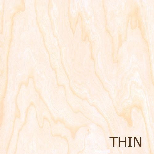 Creative Imaginations Real Wood Thin Birch Veneer Paper (Real Wood Collection)