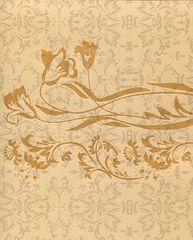 Kanban Crafts Metallic Glaze Salerno-Beige (Vintage Collection)