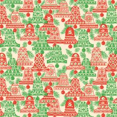 Anna Griffin Red and Green Bells (Twinkle Bright Collection)