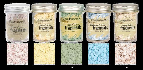 Stampendous Frantage Color Fragments