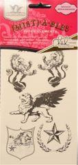 Tattered Angels Mistables Paper Elements (Rockin' Renaissance Collection)