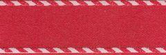 Celebrate It Ribbon 5/8 Inch Red & White Candy Cane Satin Ribbon