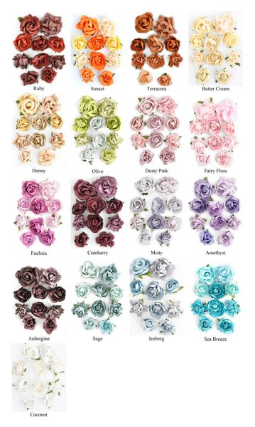 KaiserCraft Paper Blooms