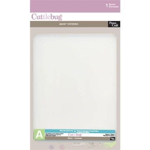 Cuttlebug 6 x 7 A Spacer Plates