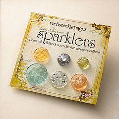 Webster's Pages Vintage v.ii Sparklers
