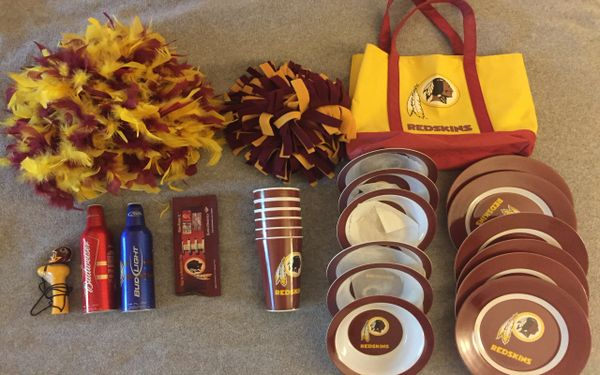 Washington Redskins Ultimate Fan Pack