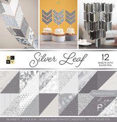 DCWV Silver Leaf Stack