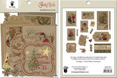Fancy Pants Embellishment Cards (Saint Nick Collection)