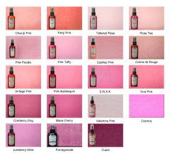 Tattered Angels Glimmer Mist (Pink's)