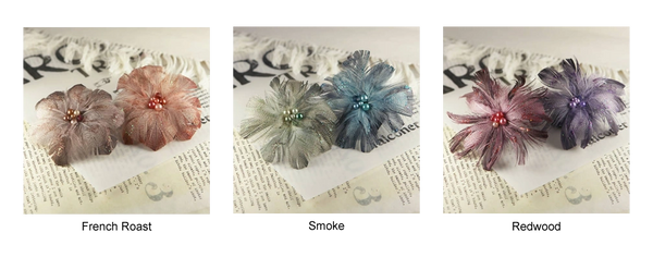 Prima Flowers Feathers (Regia Collection)