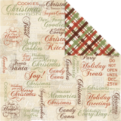 Creative Imaginations Holiday Goodies (Christmas in the Kitchen Collection)