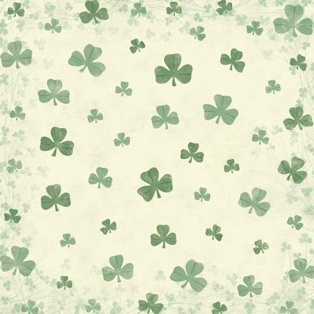 Karen Foster Shamrock Field (St. Patrick's Day Collection)
