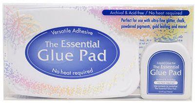 Tsukineko The Essential Glue Pad Kit