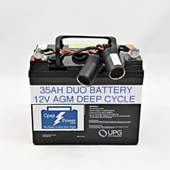 CADK: Battery for All Brands 5-8 Nights