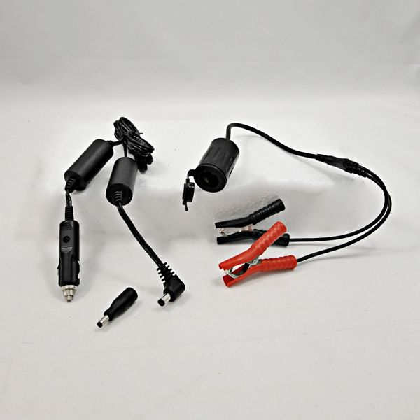CFCC: Respironics and Other Brands 12V Cord With Clips