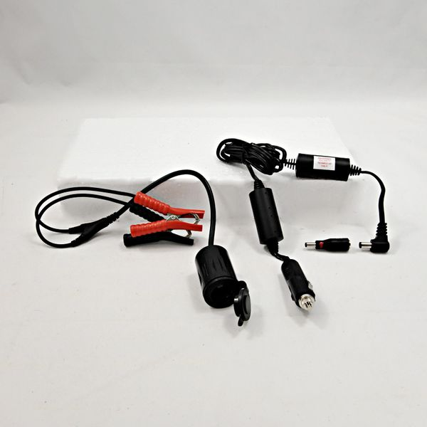 CJCC: DC Battery Cord With Clips for Resmed S8