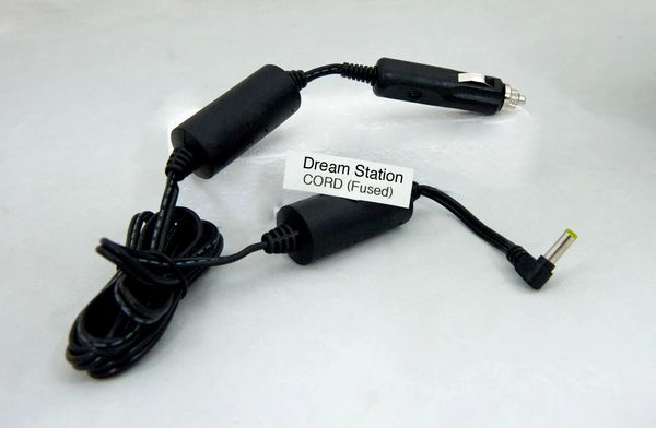 CFDA- Philips Respironics DREAM STATION DC POWER CORD