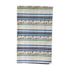 Late Summer Cotton Twill Tea Towel