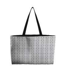 Weekend Tote Bag--Ace 2 Gray