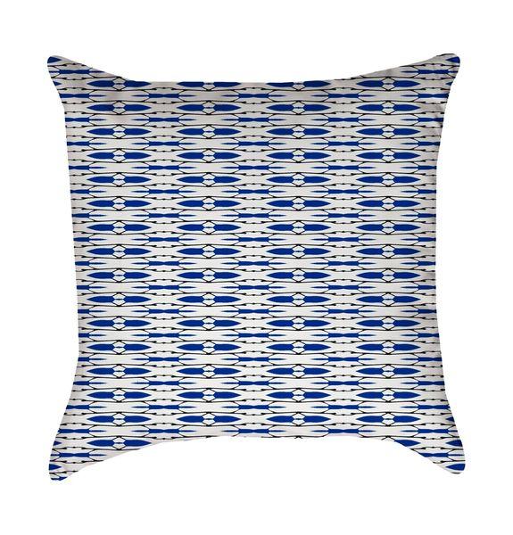 Ace Indigo Pillow