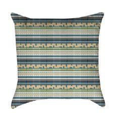 Late Summer Natural Linen Pillow