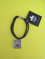 Paws for a Cause Braided Bracelet