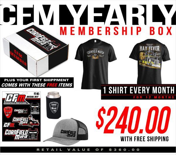 CFM - Year Membership