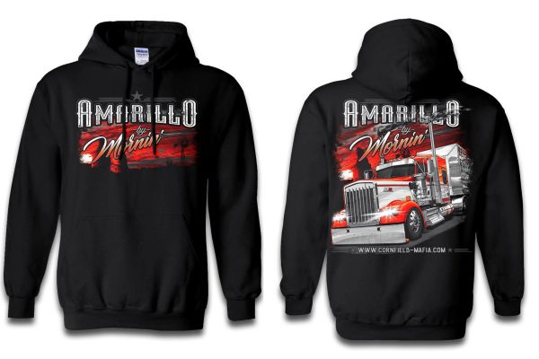 CFM - Amarillo By Mornin' - Hoodie