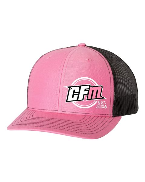 CornField-Mafia CFM Richardson Pink Hat